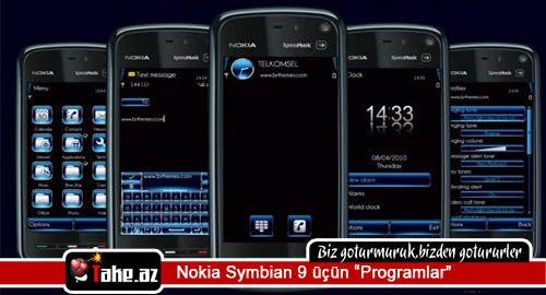 Nokia Symbian 9