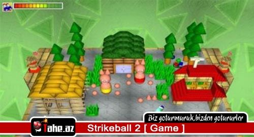 Strikeball 2 [ Game ]