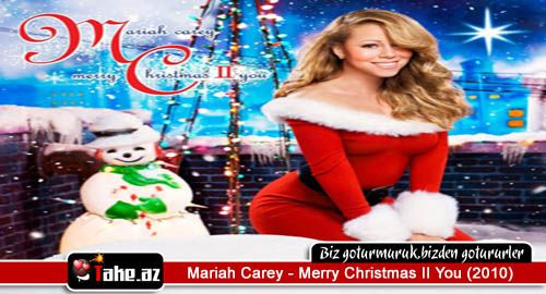 Mariah Carey - Merry Christmas II You (2010)