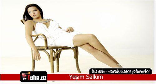 Yeşim Salkım - İstanbul'da Aşk (2010) (2010) Full Albüm və yeni imici