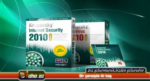 Antivirus Kasperski 2010+crack