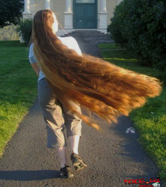 Uzun saçlı qızlar [part 1]