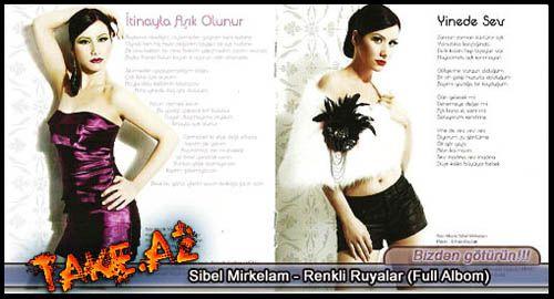 Sibel Mirkelam - Renkli Rüyalar (2011 Full albom)
