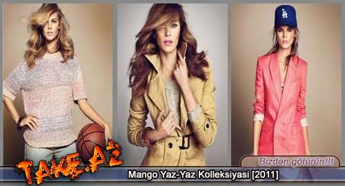 Mango Yaz-Yaz Kolleksiyası [2011]