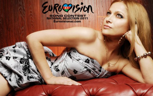 Azeri Şarkıcı Nigar