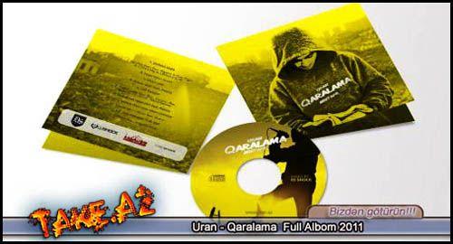 Uran - Qaralama  Full Albom 2011