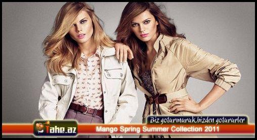 Mango Spring Summer Collection 2011