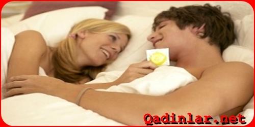 Orgazm hamilə qalmağı asanlaşdırır
