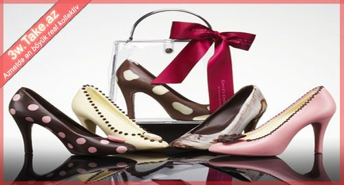 John Galliano Shoes Fall Winter 2011-2012 collection