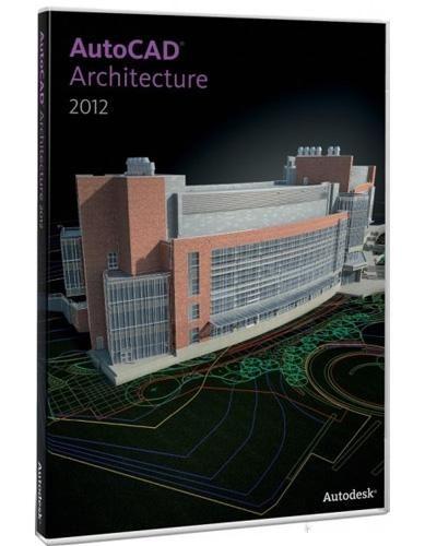 Autodesk autocad architecture 2012 discount