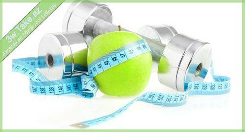 Kaloriləri yandırmağın 21 yolu...