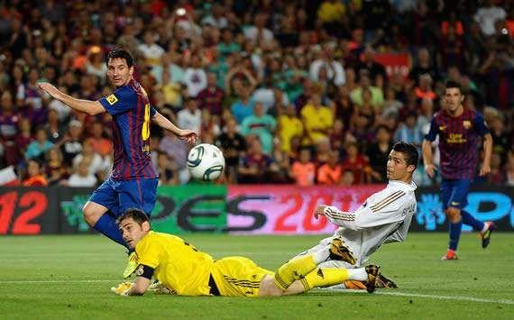 İspaniya Super Kubokunun qisas oyununda Real Madridi super ulduzu