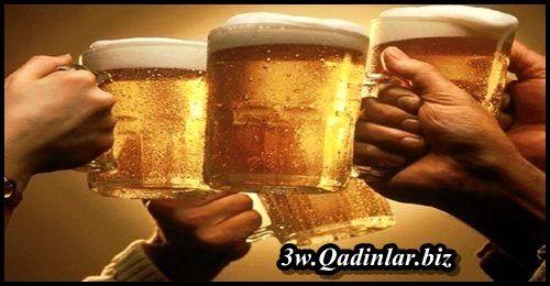 Pive sonsuzluq yaradir...