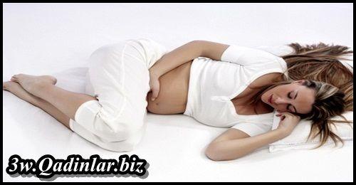 Hamilelikde Ceki Artimi