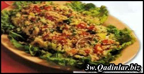Bulgur Salatası (6 kişilik)