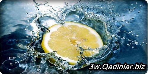 Limonun faydasi