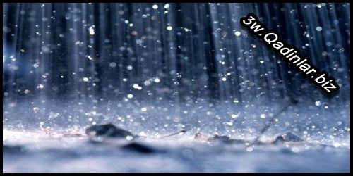 Yağış haqqında bilmədiklərimiz