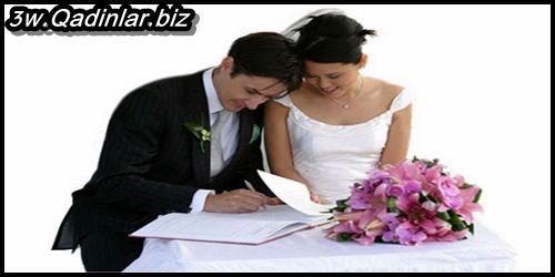 Qohum nikahlarına