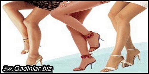 Hündürdaban ayaqqabılar intimual həyata təsir edir