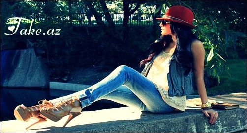 I'm a fashionista=)