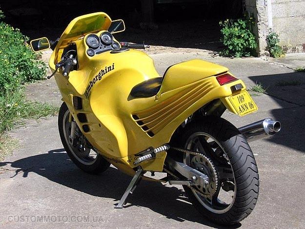 мотоциклы ламборджини картинка