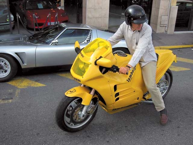 мотоциклы ламборджини
