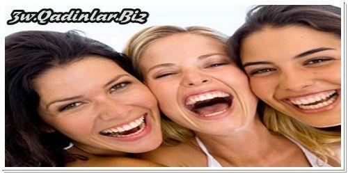 Gülüşümüz xarakterimizi göstərir.
