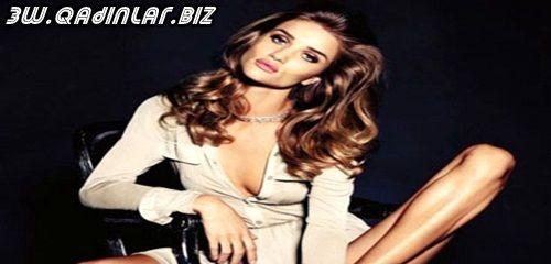 Aktrisa və modelin şövq dolu pozaları - FOTOSESSİYA