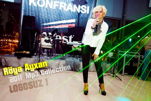 Röya Ayxan - Mp3 Collection (2011)