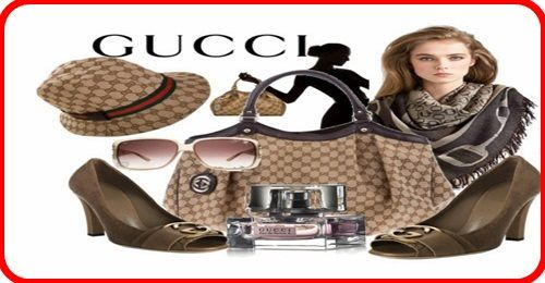 Gucci Womens Fashion Accessories