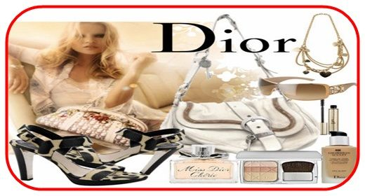 Dior Fashion Accessories For Women