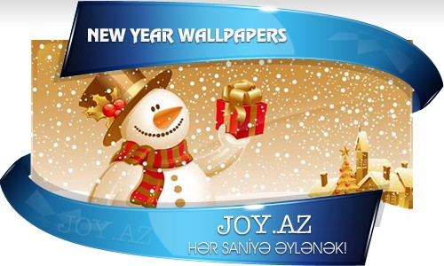 HD wallpapers [New Year]