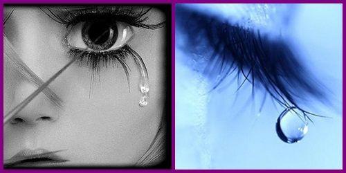 Ağlamaq ürəyə xeyirmiş…