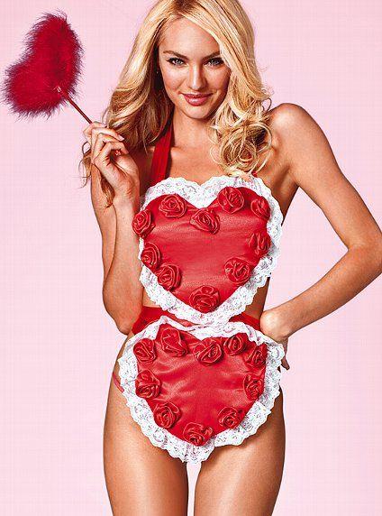 Victoria Secret-14 fevral sevgililer gunu kolleksiyasi