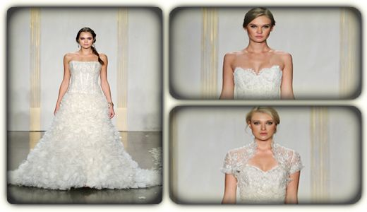 Wedding fashion 2012