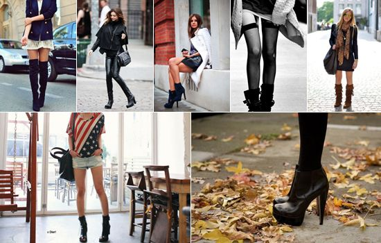 FashioN of Boots