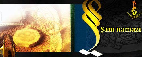 Şam namazı