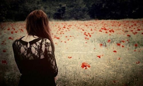 Sən heç başqasının ayrılığına ağladınmı?
