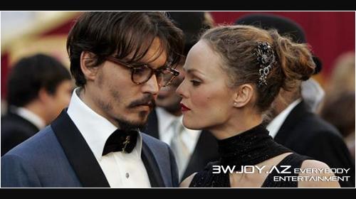 Johnny Depp və Vanessa`nın məhəbbət tarixi