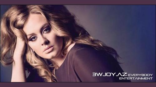 Adele [bioqrafiya+şəkillər]