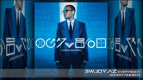 Chris Brown - Fortune  [2012 Full Albom]