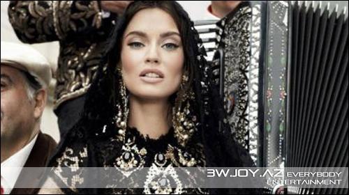Dolce&Gabbana-nın reklam kampaniyası