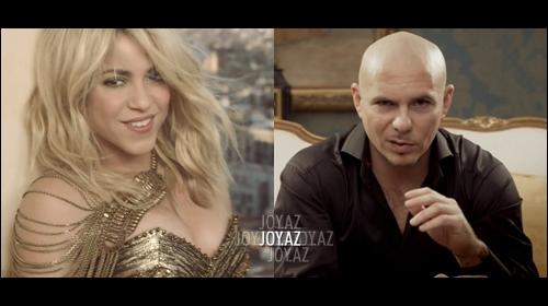 Pitbull - Get It Started ft. Shakira \ YepYeni KLİP