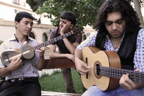 Fariz (Meyxana) & Remal Rəsul - Bakı (2012)