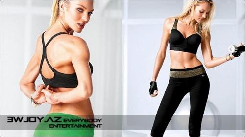 Victoria 's Secret VSX 2012 Avqust Lookbook