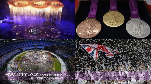 Olimpiya 2012 oyunları haqqında maraqlı faktlar