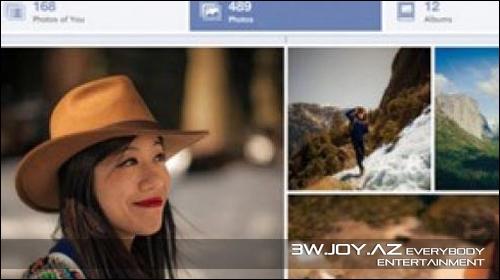 Facebook`dan yeni görünüş!