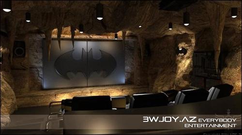 Betmen kinoteatr – mağarası