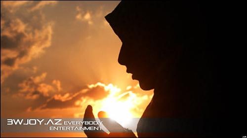 Yaxşı vaxtda dua etmək lazımdır
