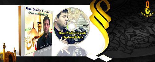 Hacı Nadir Cəvadi (Əza məclisləri) 1